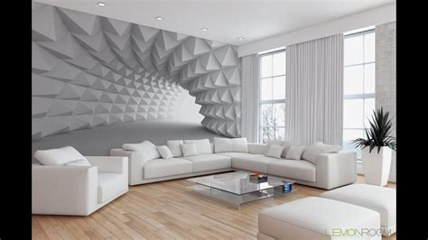 3d Wallpaper For Interior Decoration Wall Decor Ideas