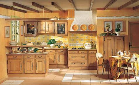 muebles  decoracion de interiores cocinas rusticas francesas