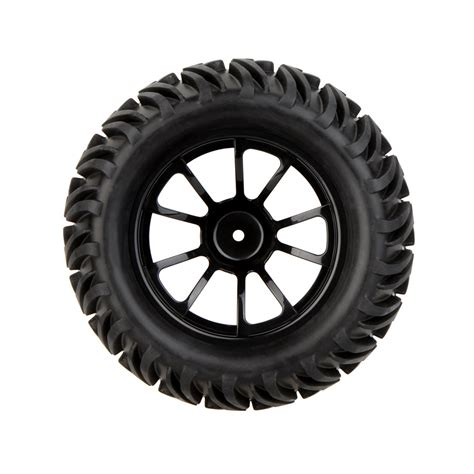 wheels truck 4pcs set 1 10 truck wheel and tire 8010 for traxxas