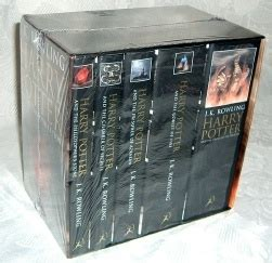 harry potter hardback box 0747553629 harry potter uk hardback boxed set bloomsbury 5 from harry