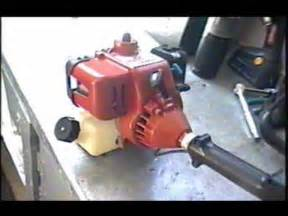 Repair on homelite sx135 bandit weed wacker part 1 2 youtube