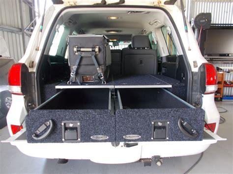4x4 Rear Drawers by Dobinsons 4x4 Rear Drawer Systems
