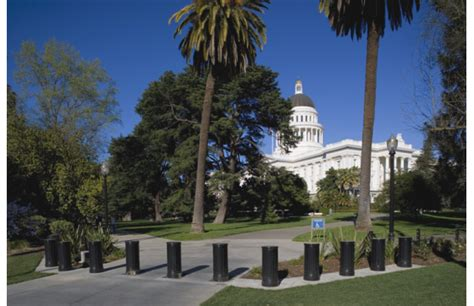 california state capitol security improvements