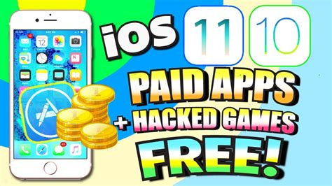paid apps free hacked apps games no jailbreak no pc ios 10 get paid apps for free hacked games ios 1110 no jailbreak