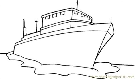 coloring pages of water transport coloring pages ship transport gt water transport free