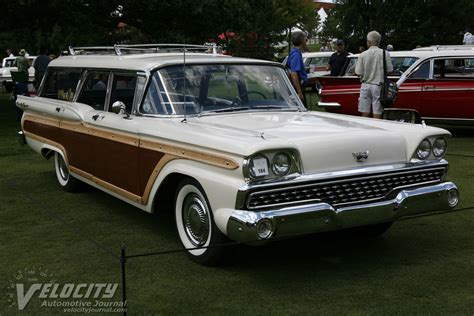 country ford picture of 1959 ford country squire