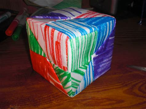 Origami Mpls - modular origami folding how to make modular