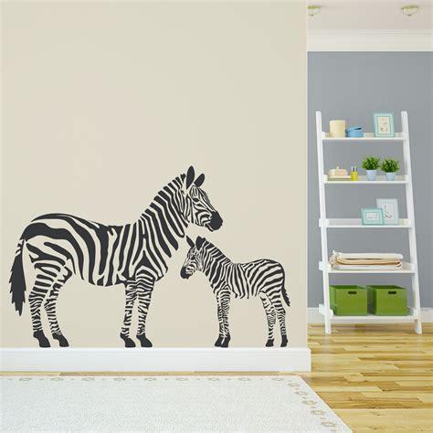 zebra wall stickers zebra wall decals roselawnlutheran