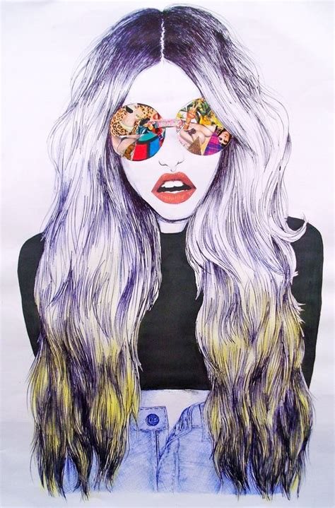 fashion illustration painting 25 best ideas about cool on imagination picture and eye