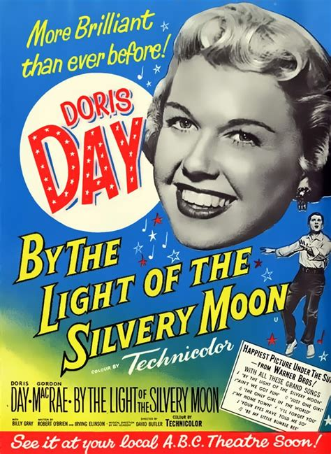 By The Light Of The Moon by Doris Day Gordon Macrae By The Light Of The Silvery Moon 1953 The Of Doris Day