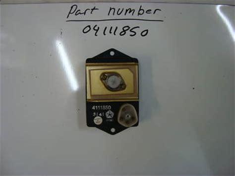 chrysleraalborg mopar  ignition control module