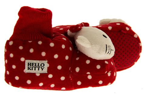 hello slippers uk infant hello bootee slippers spotty boots