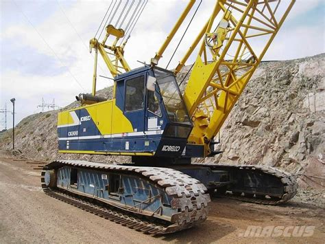 Tracked Crane kobelco ck800 tracked cranes year of manufacture 1999