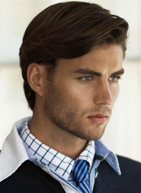 pictures of hombres brown hair cortes de pelo de moda para cara redonda