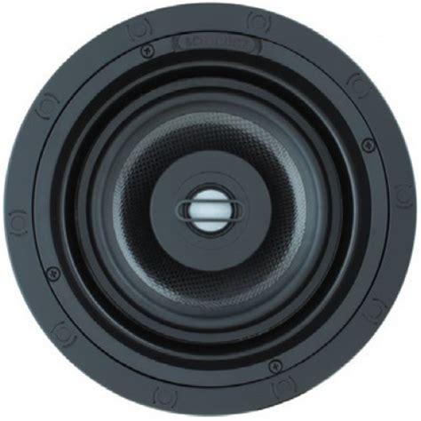 Sonance In Ceiling Speakers sonance visual performance vp68r in ceiling speakers