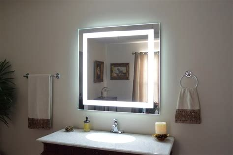 Bedroom Mirrors With Lights Vanity With Lighted Mirror For Bedroom Doherty House Three Advantages Of A Vanity