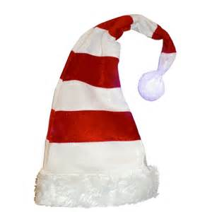 lite up santa elf hat international fun shop