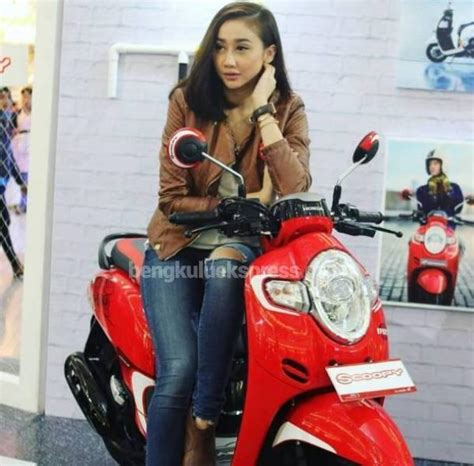 Lu Scoopy all new scoopy til lebih trendy dan modern