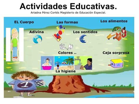 imagenes educativas de niños actividades educativas powerpoint