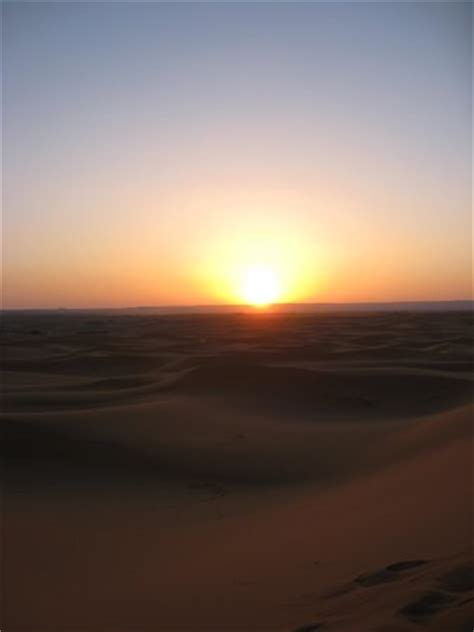 Desert Sun Rising sun rising the dunes picture of merzouga desert