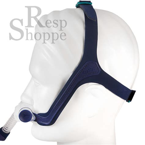 resmed mirage ii nasal pillow mask w headgear