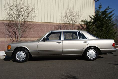 1990 mercedes 560sel 14k concours quality for sale