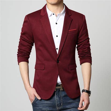 Blazer Korea Slimfit 5 mens korea slim fit fashion blazers suit jacket casualplus size m 5xl coat wedding dress