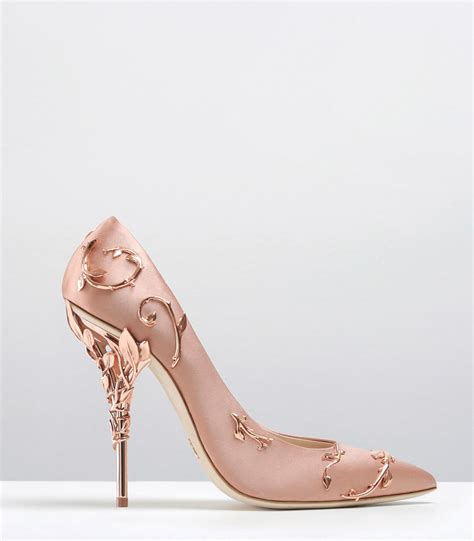 ralph high heel sandals heel