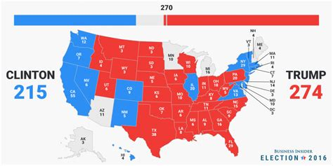 post election us map 2016 us presidential election map autos post