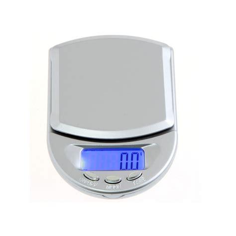 mini digital mini electronic digital jewelry weighing scale silver