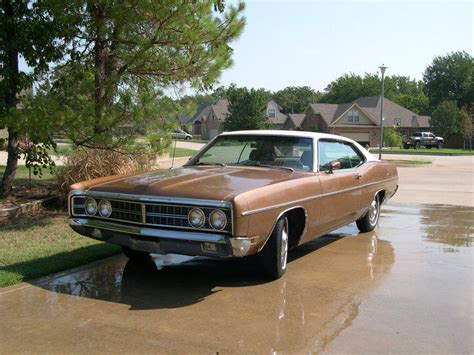 1970 ford galaxy l t d 1971 ford torino gt well well