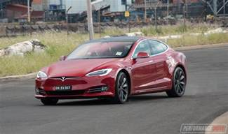 2017 tesla model s p100d review performancedrive