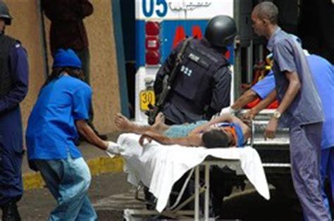 Kingston Hospital Step Detox Rehab by Deadly Battle In Jamaica Slums Escalates Wsj