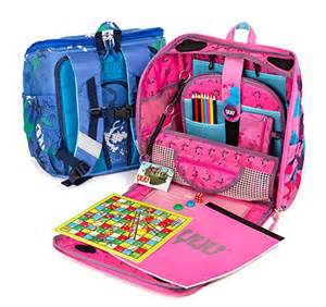 Fold Down Desk Ergonomic Fun Backpack Yuu Bag Huug Pink With Activity