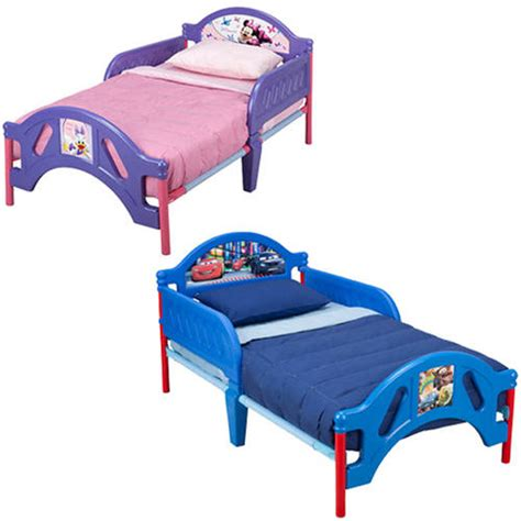 Character Corner Toddler Bed Assortment W Mattress Character Beds