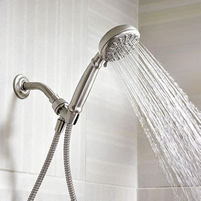 Bathroom Shower Heads Handheld Bathroom Faucets For Your Sink Shower And Tub The Home Depot