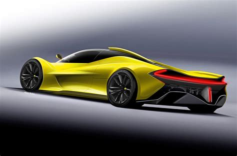 maclaren new car mclaren f1 to be reborn as hyper gt autocar