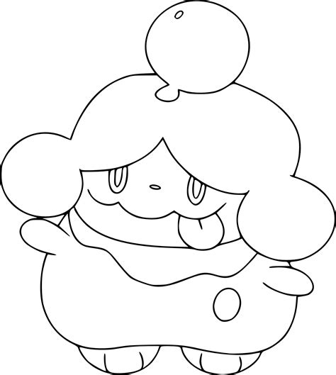 pokemon coloring pages chesnaught coloriage cupcanaille pokemon 224 imprimer