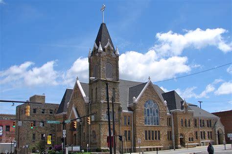 churches in mansfield ohio