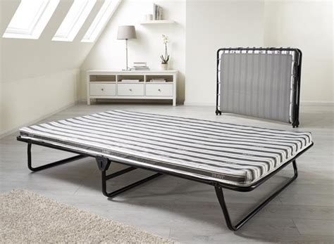 folding double bed jay be 174 value comfort double folding guest bed with