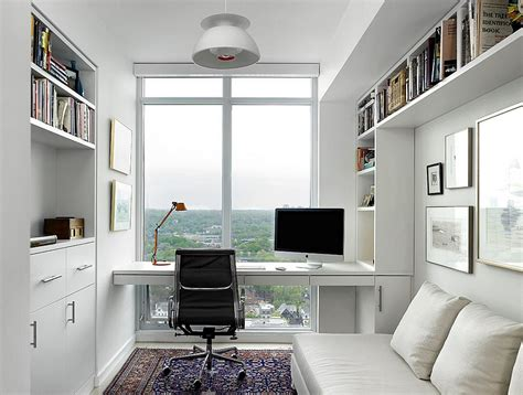 50 Splendid Scandinavian Home Office And Workspace Designs Small Home Office Design