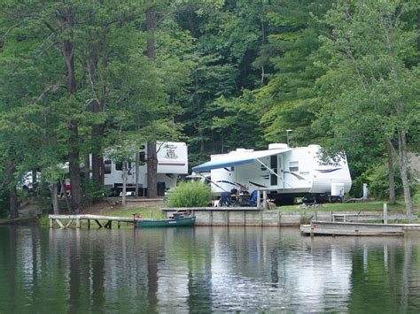 cascade lake cground cing in nc cradle of