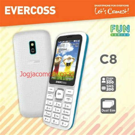 Evercoss V1m Murah Dual Sim Micro Sd Up To 16 Gb evercoss c8 ponsel candybar dual sim simple murah