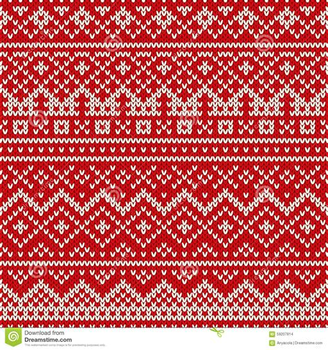 Holiday Pattern Texture | christmas sweater design seamless holiday knitted pattern