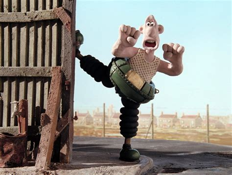 Wallace And Gromit Ask You To Wear Wrong Trousers wallace and gromit science can you really walk on ceilings