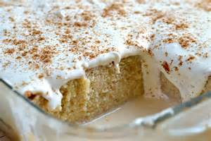 orange tres leches cake recipe