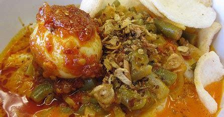 resep makanan indonesia lontong sayur betawi