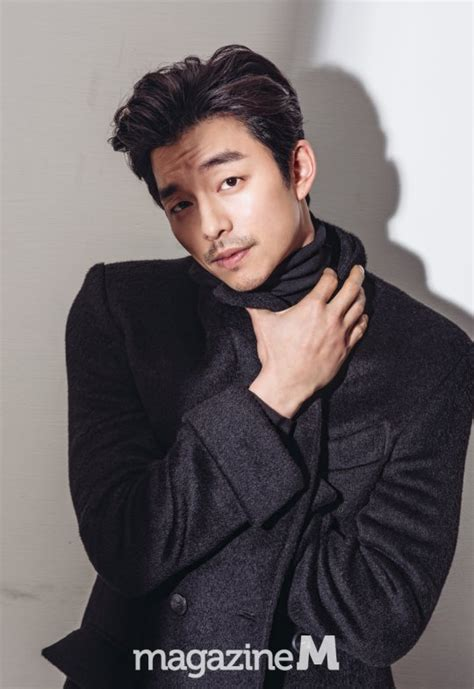 film gong yoo gong yoo reveals his thoughts about his upcoming movie in