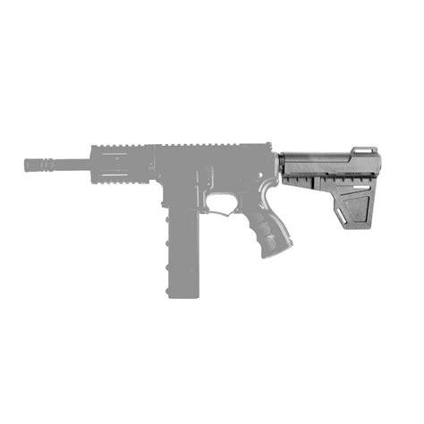 Sw 72 Sealware P4 ar 15 shockwave blade with custom pistol buffer kit