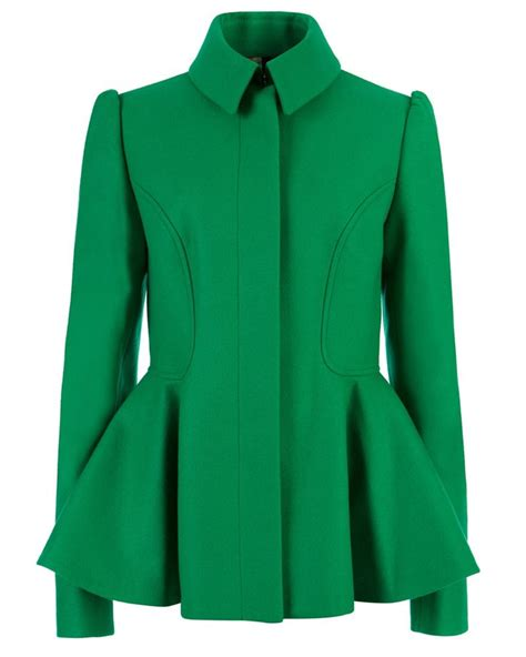Ted Baker Coat For Winter by Sollel Peplum Coat Ted Baker Green Board